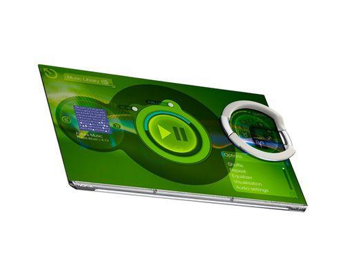Nokia 'Morph' future PMD